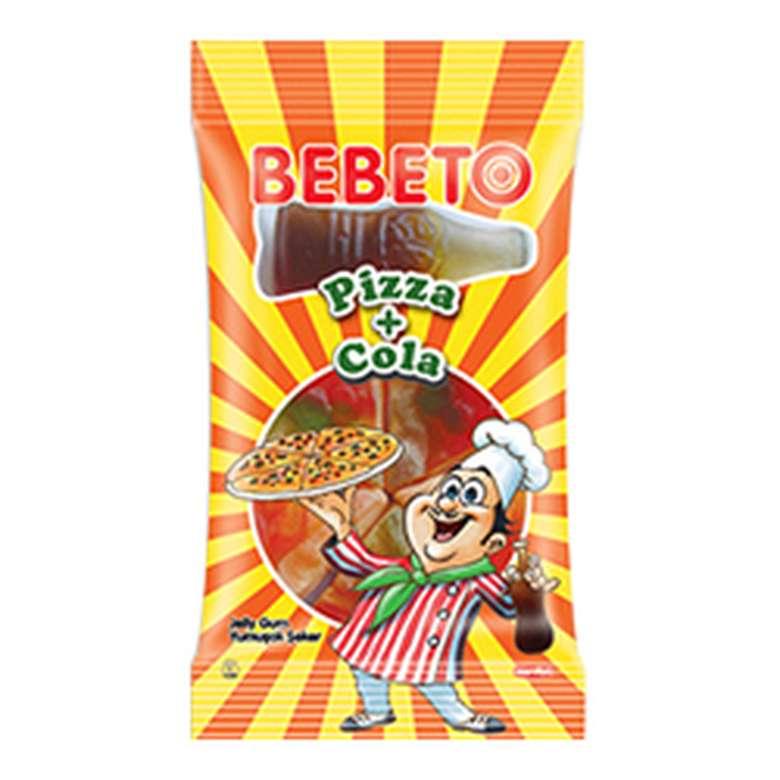 Yum. Şek 30 G/23,1g Piz+cola Bebe Fast