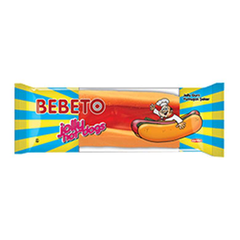 Yum Şek 30g/23,1g Jolly Hot Dogs Bebe