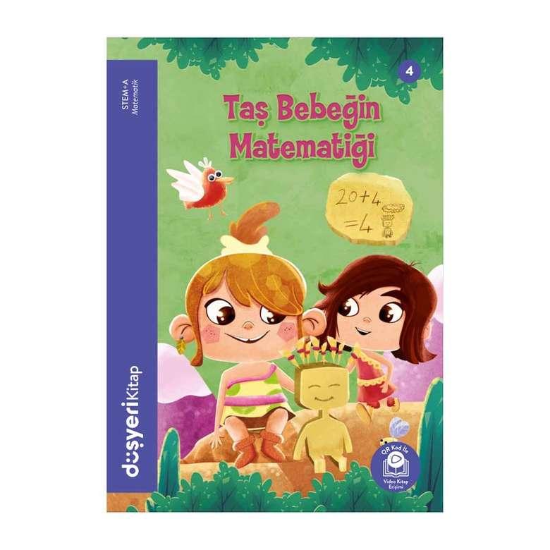 Taş Bebeğin Matematiği - Düşyeri Kitapları