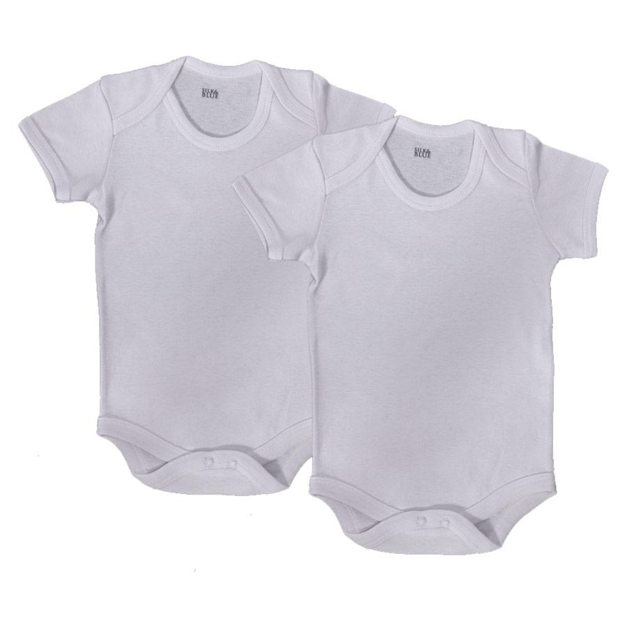 Bebek Yarim Kol Citcitli Body Beyaz 9 12 Ay A101