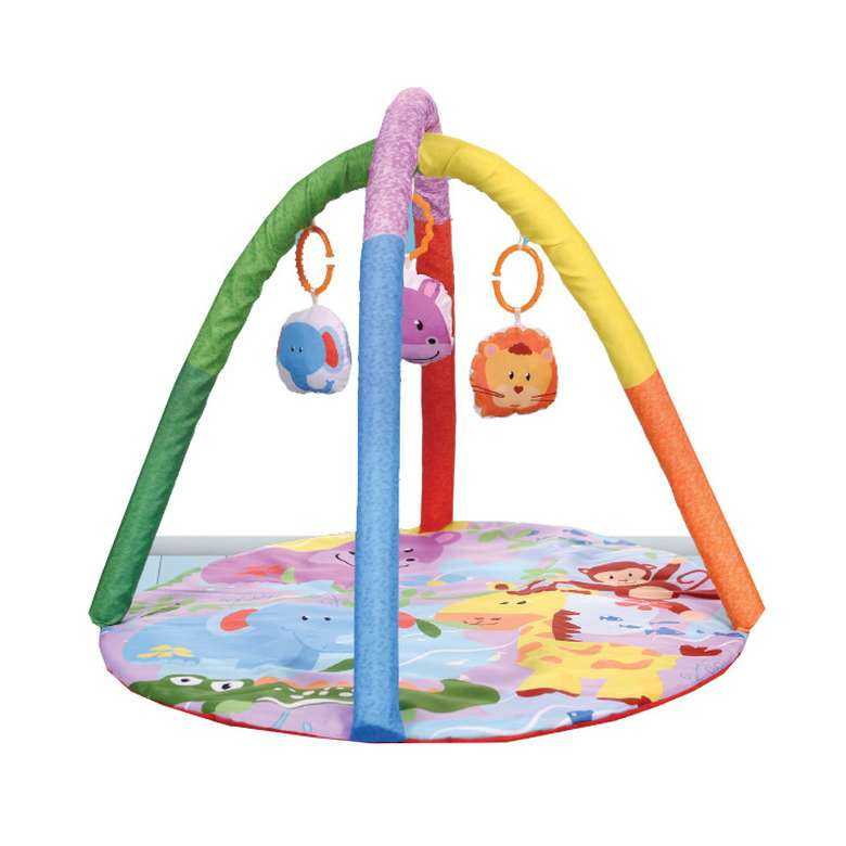 Lava Baby Bebek Oyun Halısı 70*70 Cm