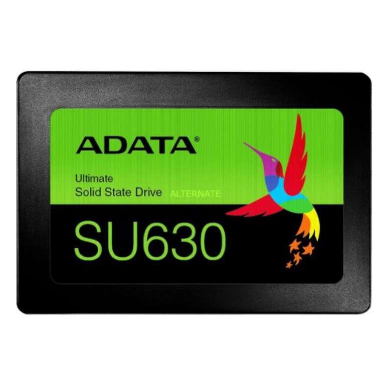 Adata Ssd Asu630Ss Hard Disk 480 Gb