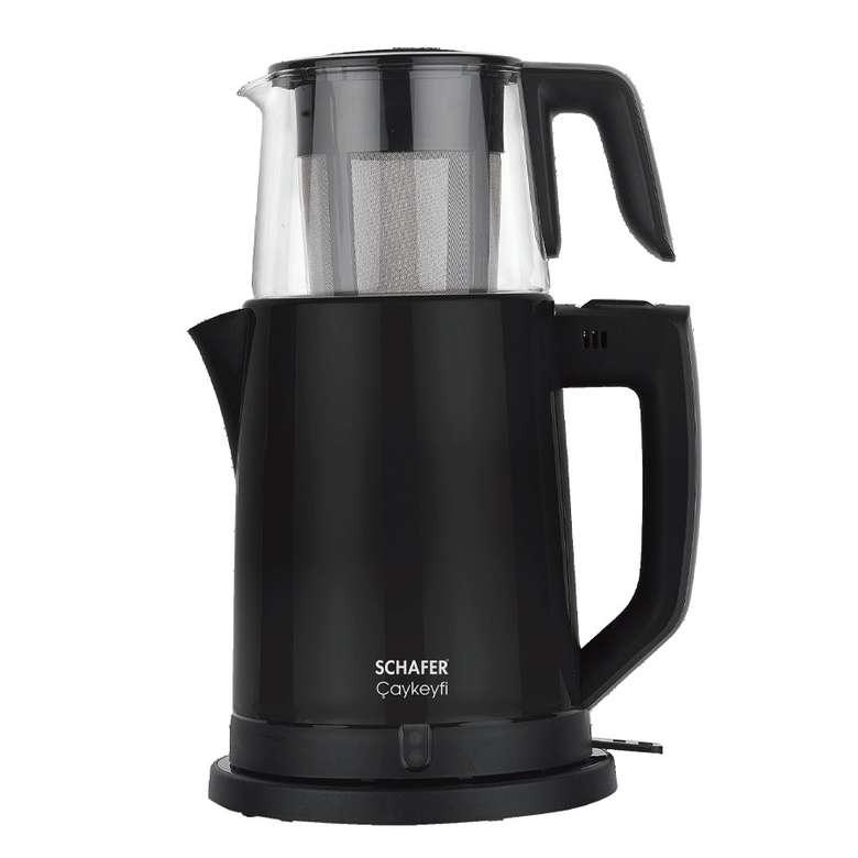 Schafer Çaykeyfi Çay Makinesi