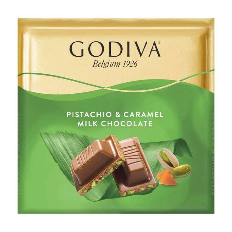 Godiva Çikolata Antep Fıstıklı Karamelli 60g