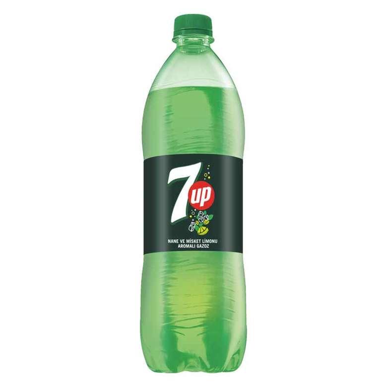 Seven Up Mint Lime Gazoz 1000 Ml