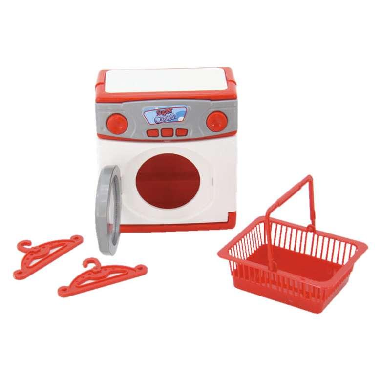 Oyuncak Kutulu Çamaşır Makinası