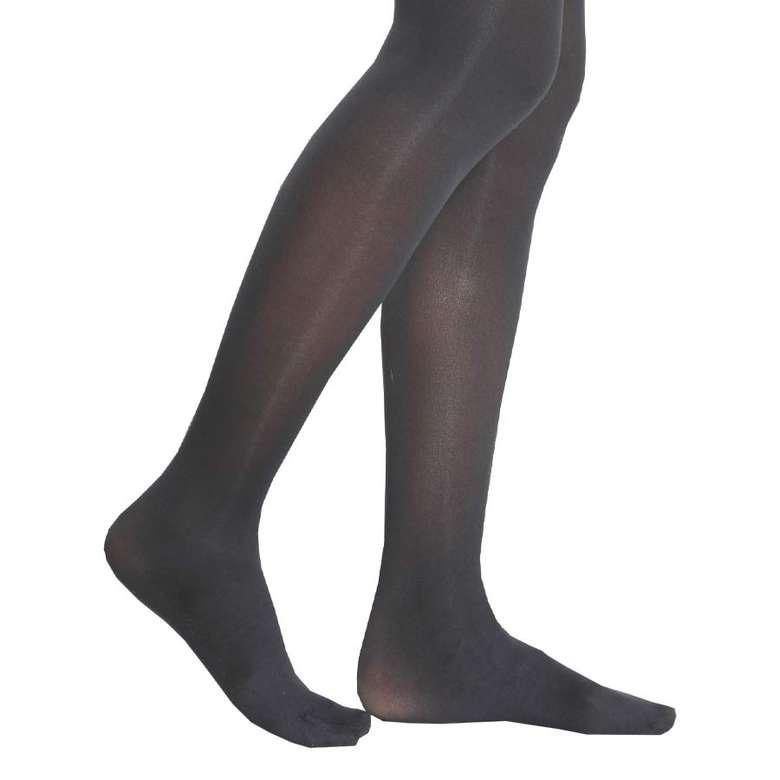 Doremi Bayan Külotlu Çorap Micro - Siyah, 1 Beden