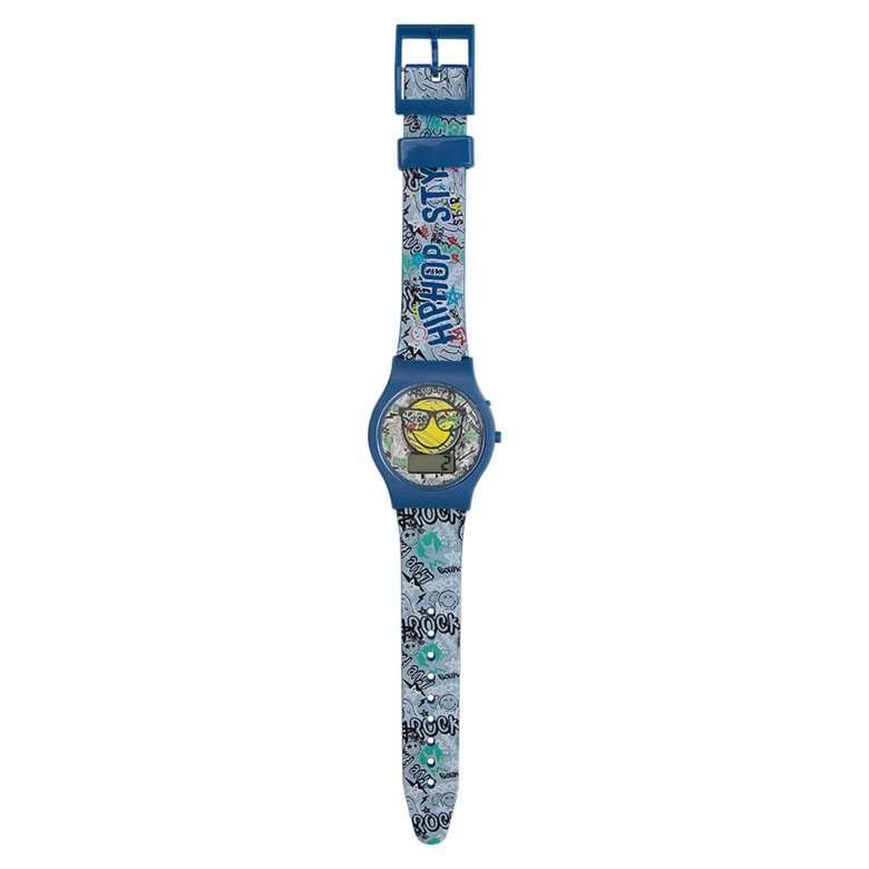 Lisanslı Dijital Kol Saati 3+yaş - Mavi