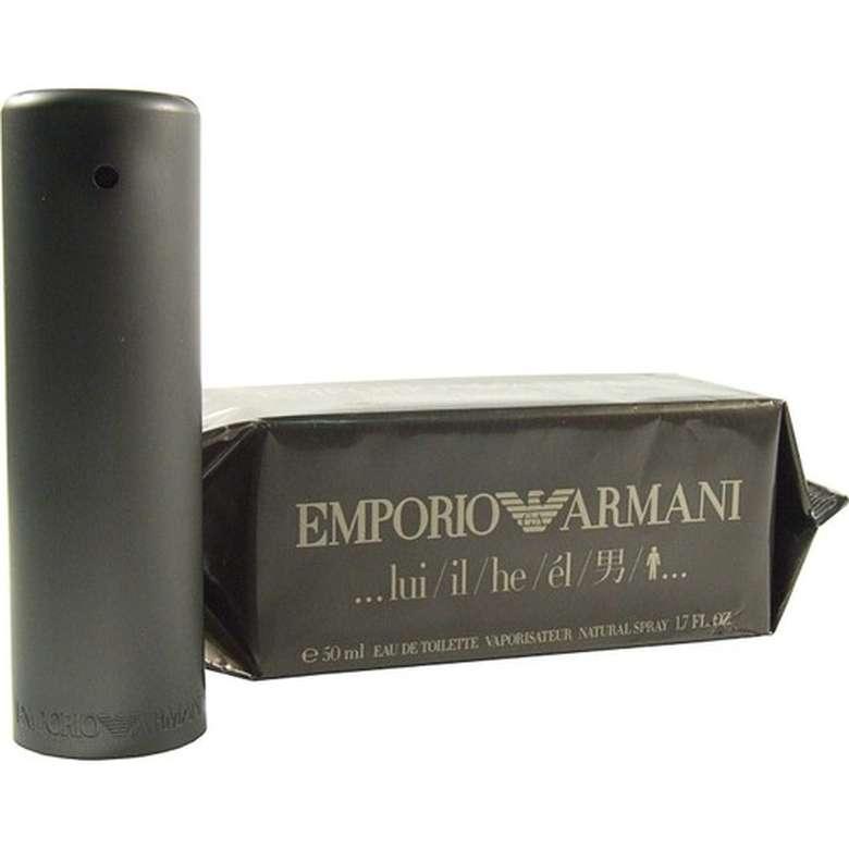 Emporio Armani He Lui Il Edt 30 Ml Erkek Parfüm