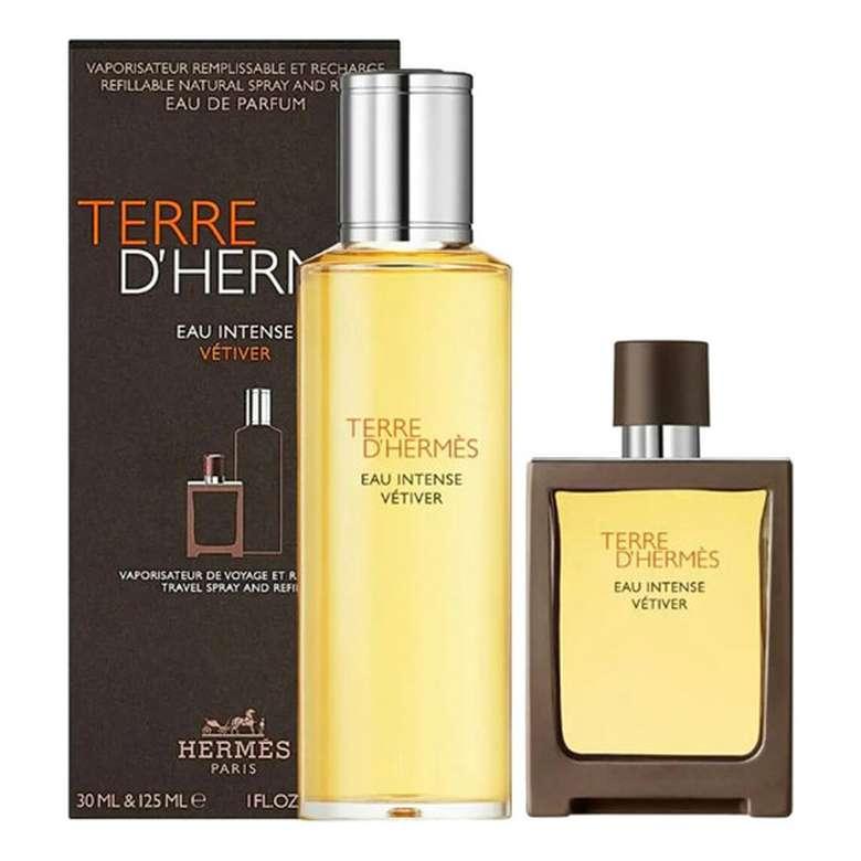 Hermes Terre D'Hermes Eau Intense Vetiver Edp Erkek Parfüm 30 Ml + 125 Ml Deodorant