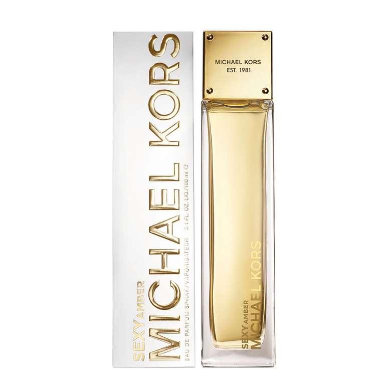 Michael Kors Sexy Amber Edp 100 ml Kadın Parfümü