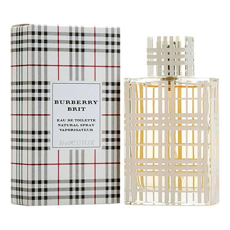 Burberry Brit Edt 50 ml Kadın Parfümü