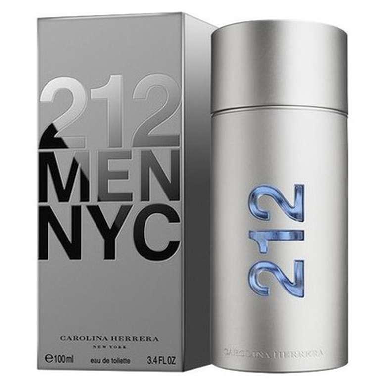 Carolina Herrera 212 Edt 50 ml Erkek Parfümü