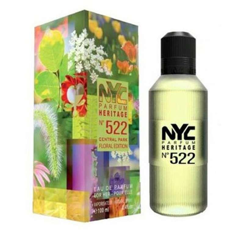 Nyc Central Park Floral Edition No: 522 For Her Edp 100 Ml Kadın Parfüm