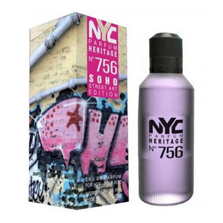 Nyc Soho Street Art Edition No: 756 For Her Edp 100 Ml Kadın Parfüm