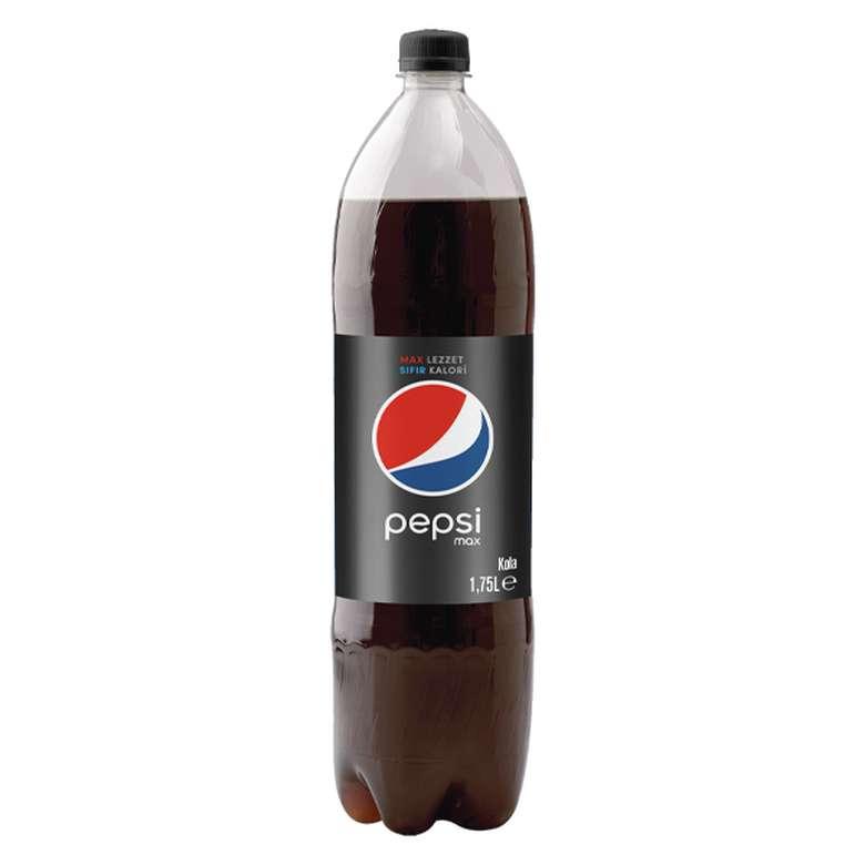 Pepsi Max Gazlı İçecek 1750 ml