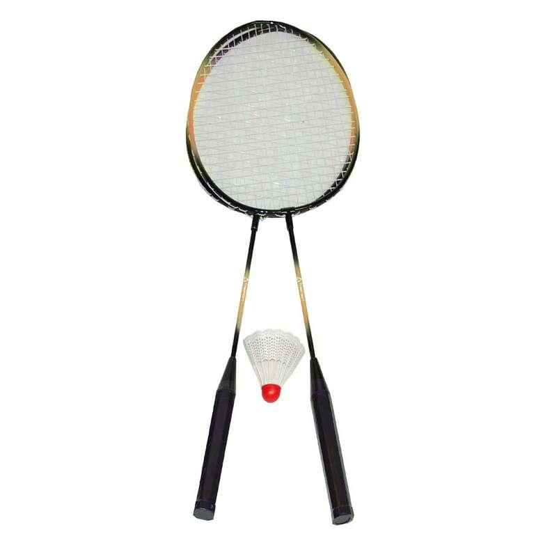 Universal Badminton Set - Sarı