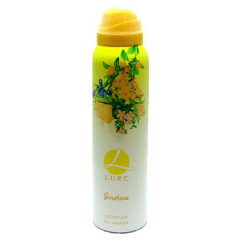 Deodorant 150 Ml Lure/sunshine