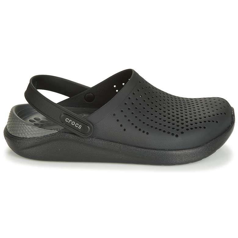 Crocs 204592-0dd Lite Unıs, Siyah, 38-39