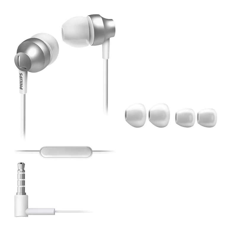 Philips She-3855/S Kulak İçi Kulaklık - Gri
