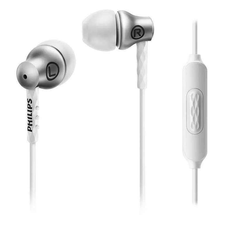 Philips SHE-8105 Kulak İçi Kulaklık - Gümüş