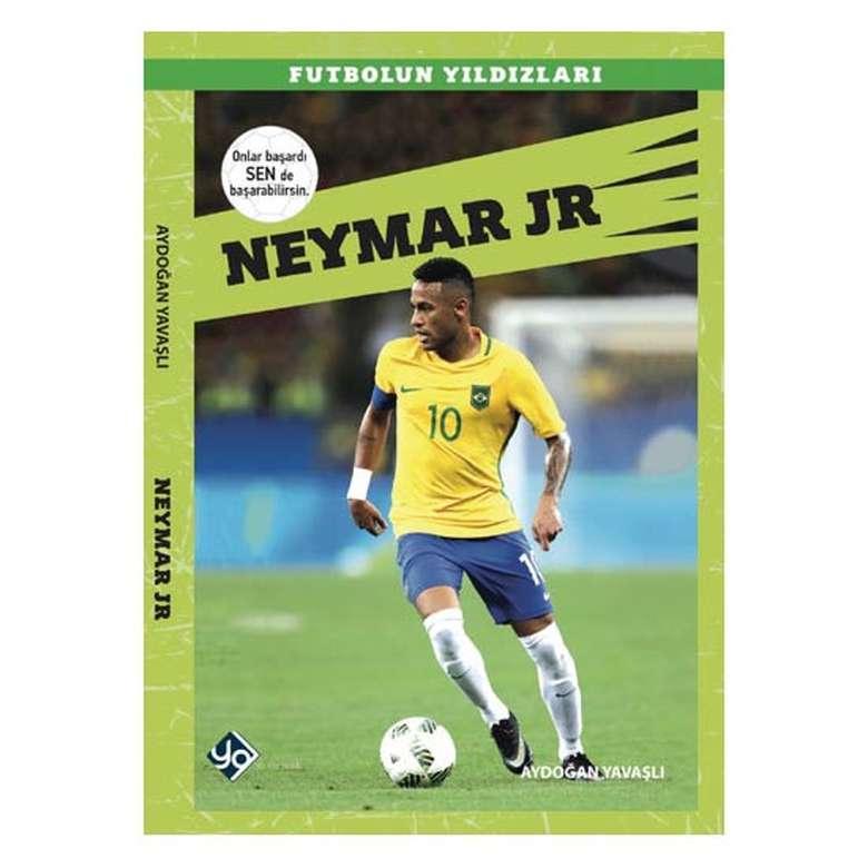 Futbolun Yıldızları Kitapları - Neymar