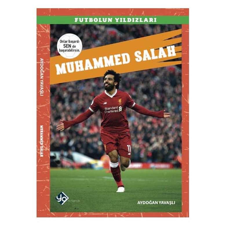 Futbolun Yıldızları Kitabı - Muhammed Salah