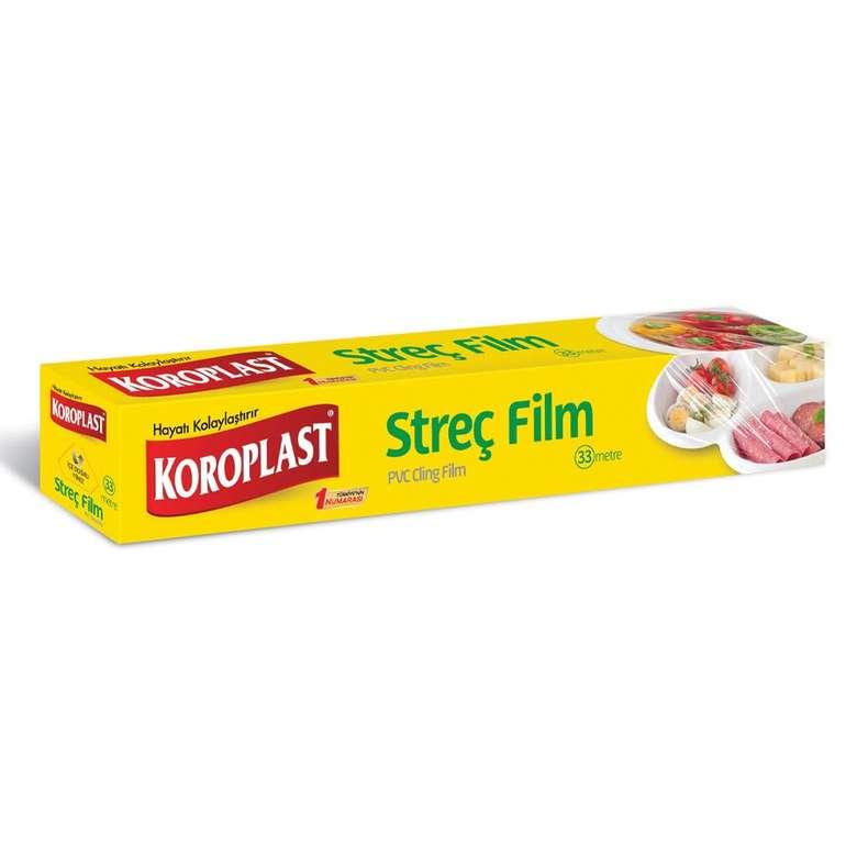 Koroplast Streç Film 30cm*33m