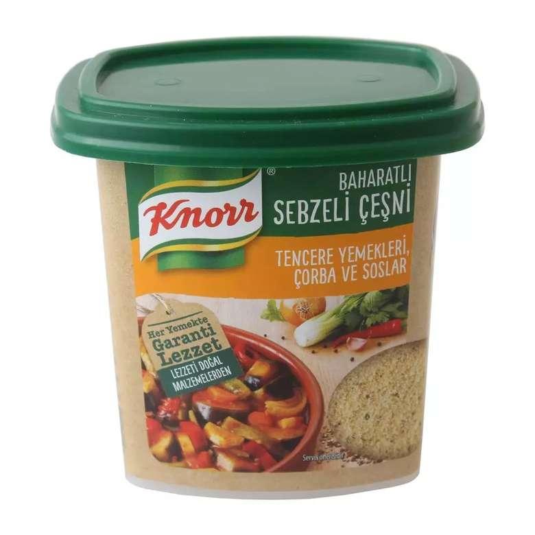 Knorr Tencere Yemekleri için Baharatlı Çeşni 135 g