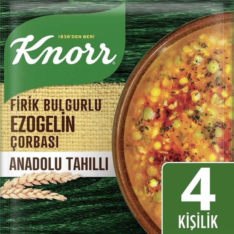 Knorr Bulgurlu Ezogelin Çorbası 98 g
