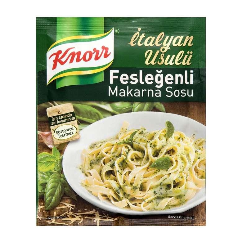 Knorr Fesleğenli Makarna Sosu 50 g