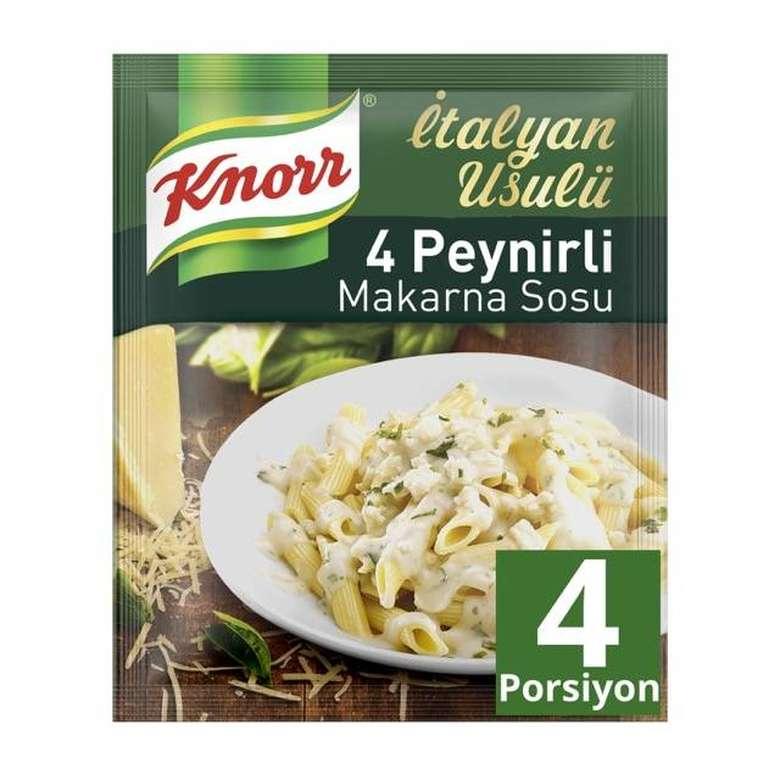 Knorr 4 Peynirli Makarna Sosu 50 g