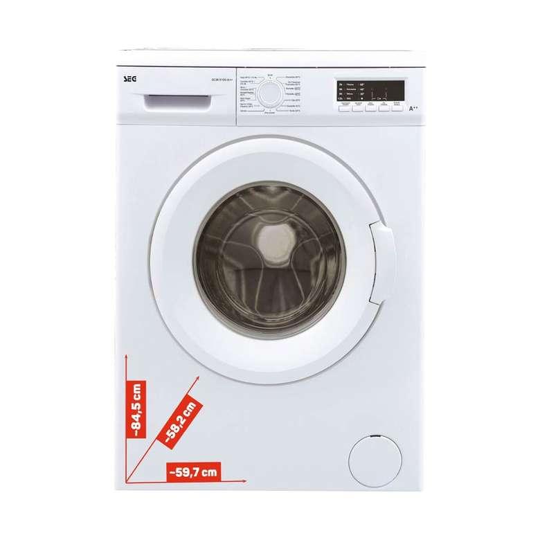Seg SCM-9100 Çamaşır Makinesi