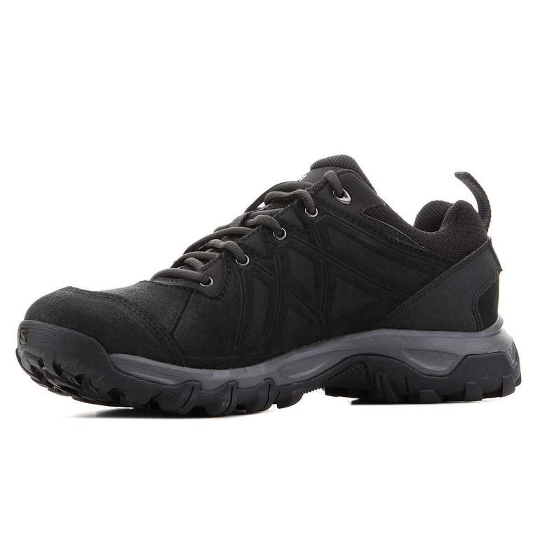 Salomon 398566 Erkek Spor Ayakkabı Siyah