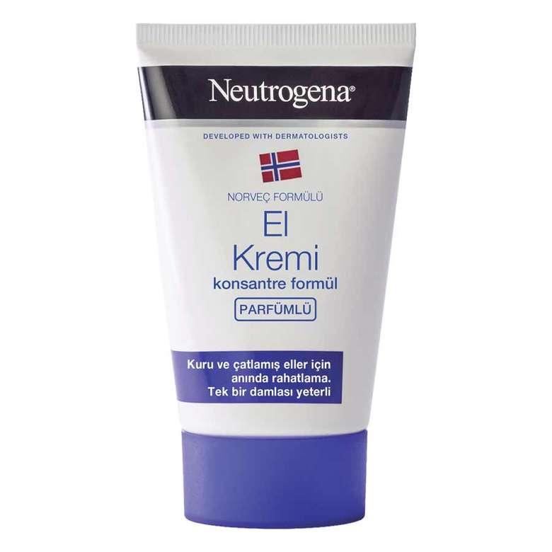 Neutrogena El Kremi 50 Ml