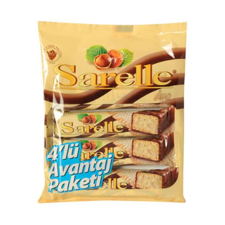 Sarelle Gofret 132 G