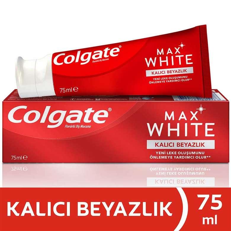 Colgate Diş Macunu Max White 75 Ml
