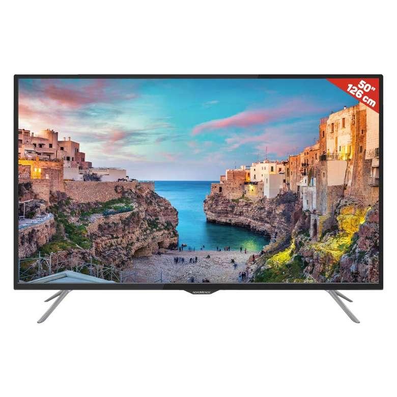Nordmende  50'' Ultra Hd Smart Led Tv