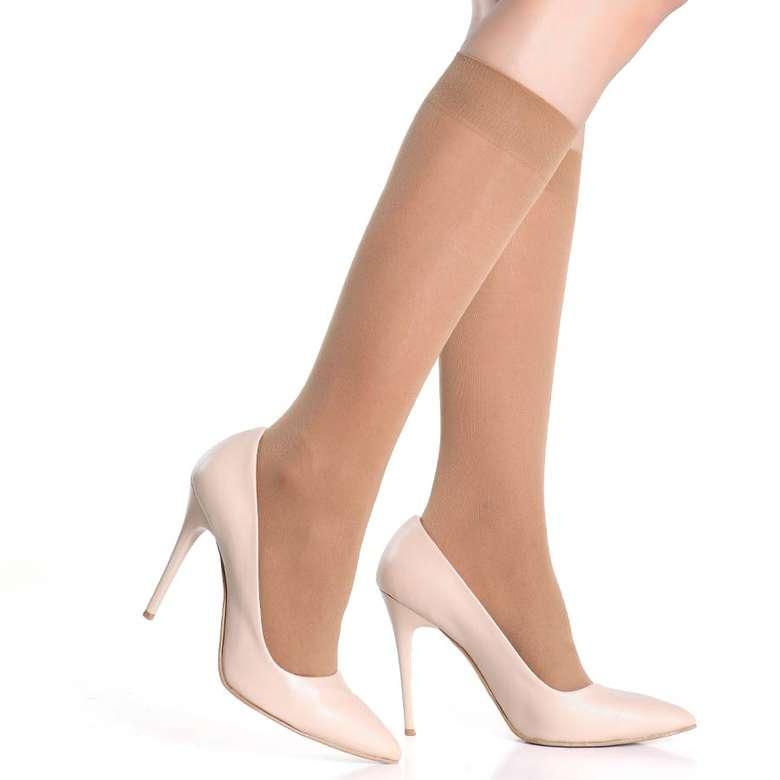 Doremi Bayan Dizaltı Çorap Micro 40 - Bronz