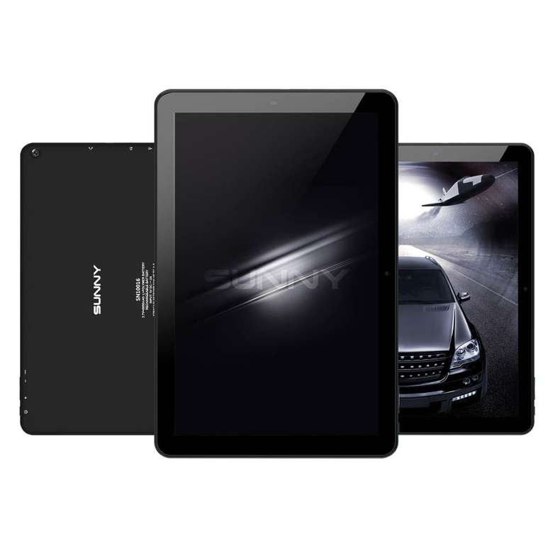 "Sunny Sn10016 16 Gb 10"" Tablet"