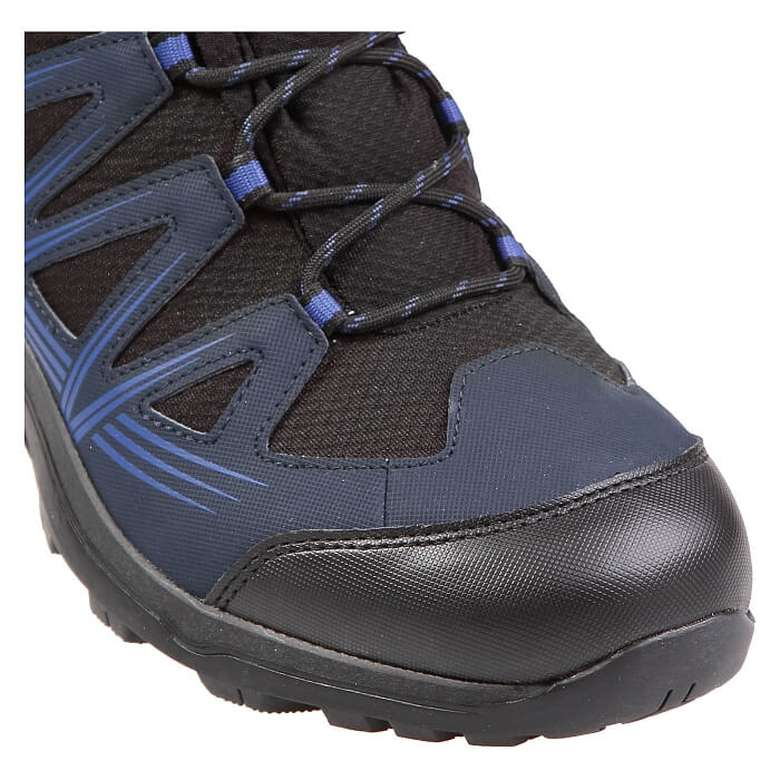 Salomon 410094 Erkek Bot - Siyah-Mavi, 44
