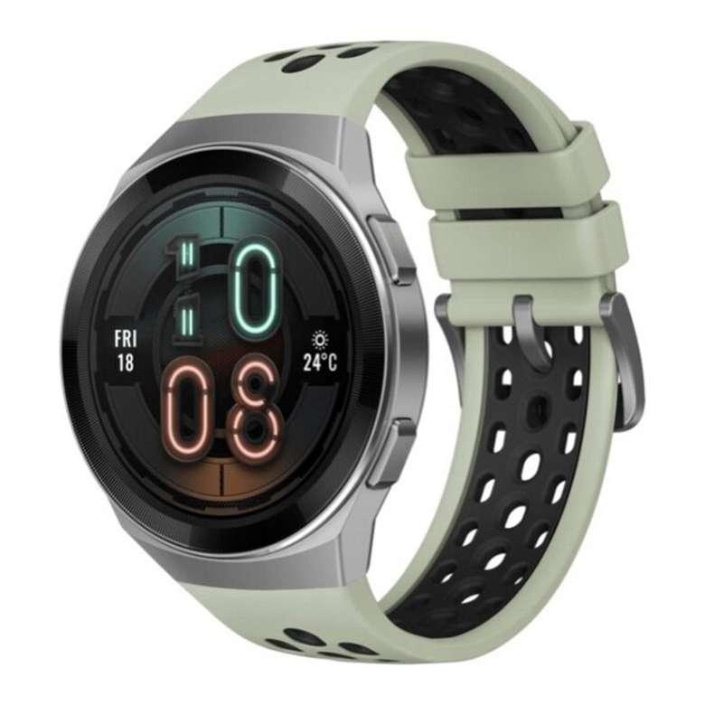 Huawei GT 2E Akıllı Saat - Yeşil-siyah