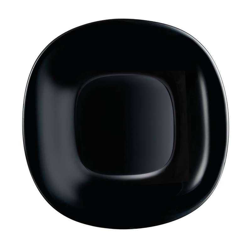 Luminarc Tatlı Tabağı Siyah 19 Cm