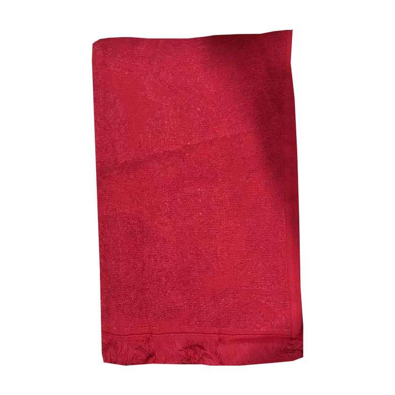 Plaj Havlusu (70X150 Cm) Kırmızı