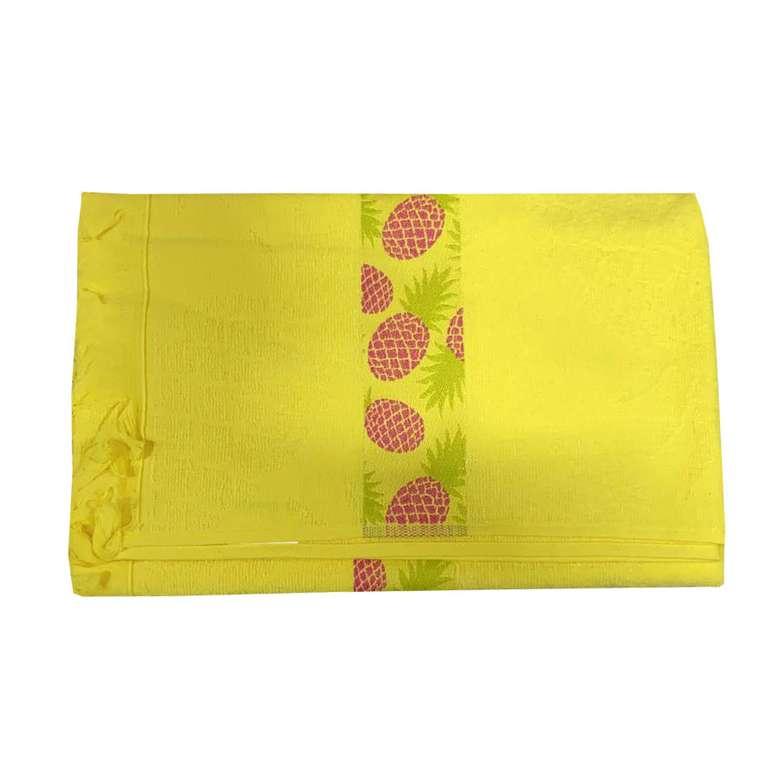 Plaj Havlusu (70x150 Cm) Sarı