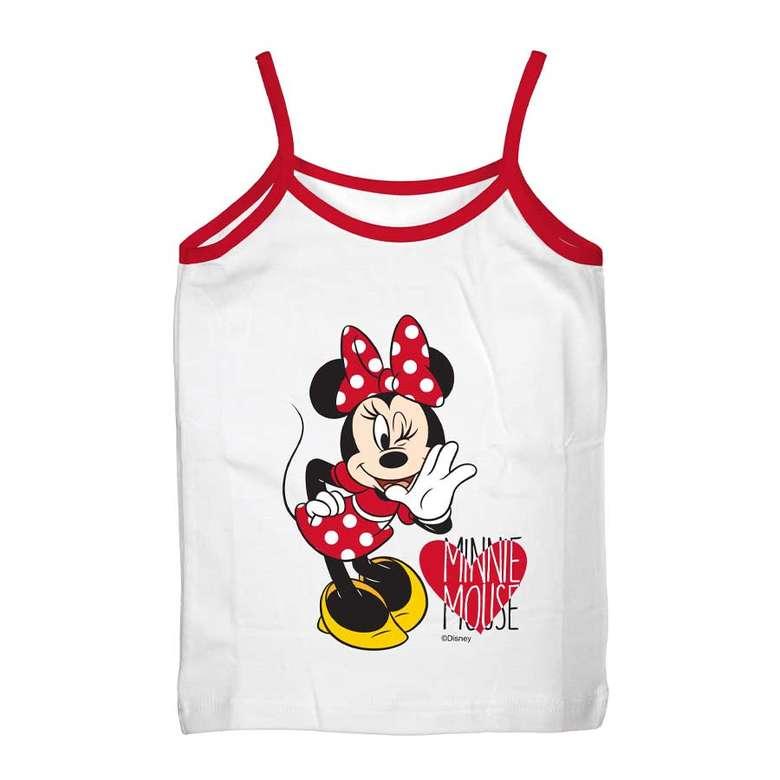 Lisanslı Kız Çocuk Atlet, Minnie Mouse 9-10 Yaş