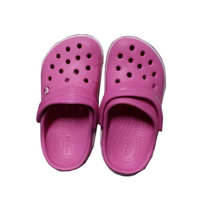 Crocs Crocband Çocuk Terlik Pembe