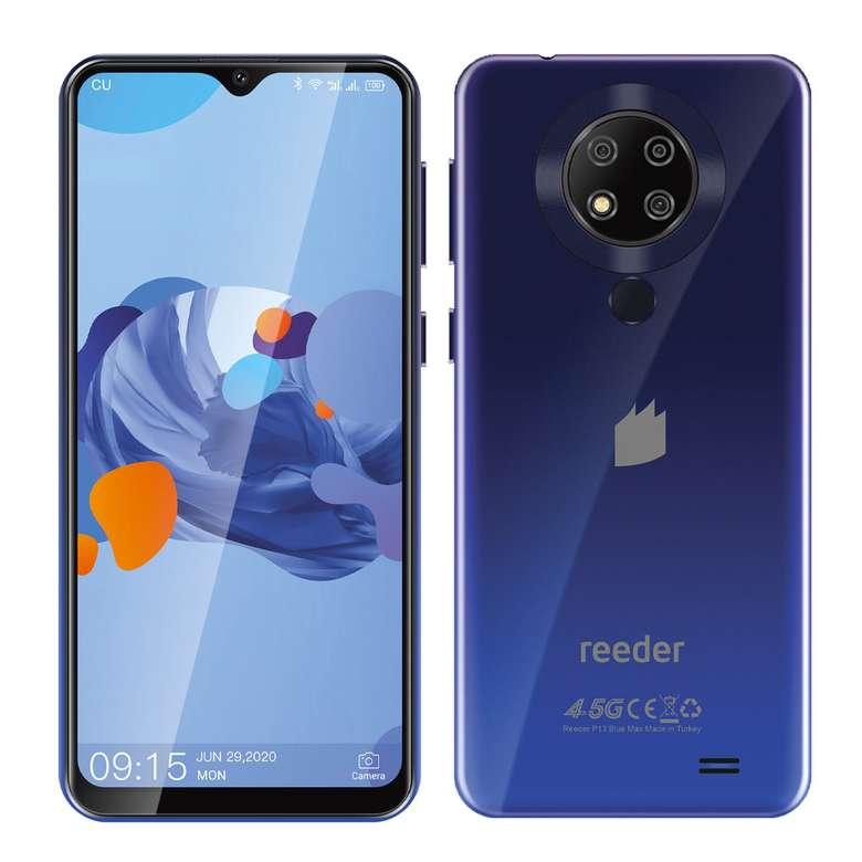 Reeder P13 Blue Max 2020 Cep Telefonu