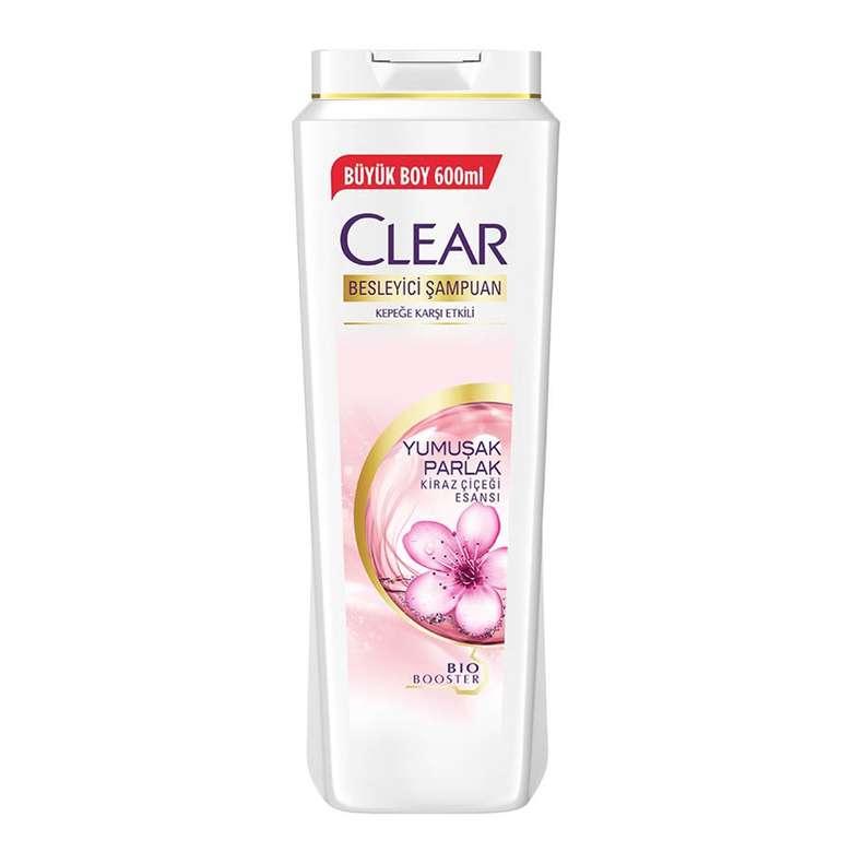 Clear Şampuan Kiraz Çiçeği 600 Ml