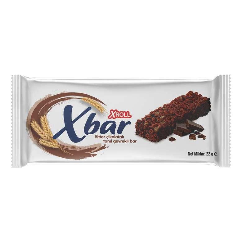 Xroll Xbar Bar Bitter Çikolatalı 22 G